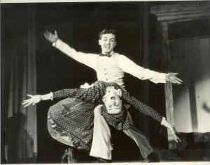 Jack Featheringill, dancing