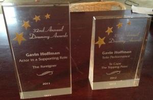 2012 and 11 Drammy award